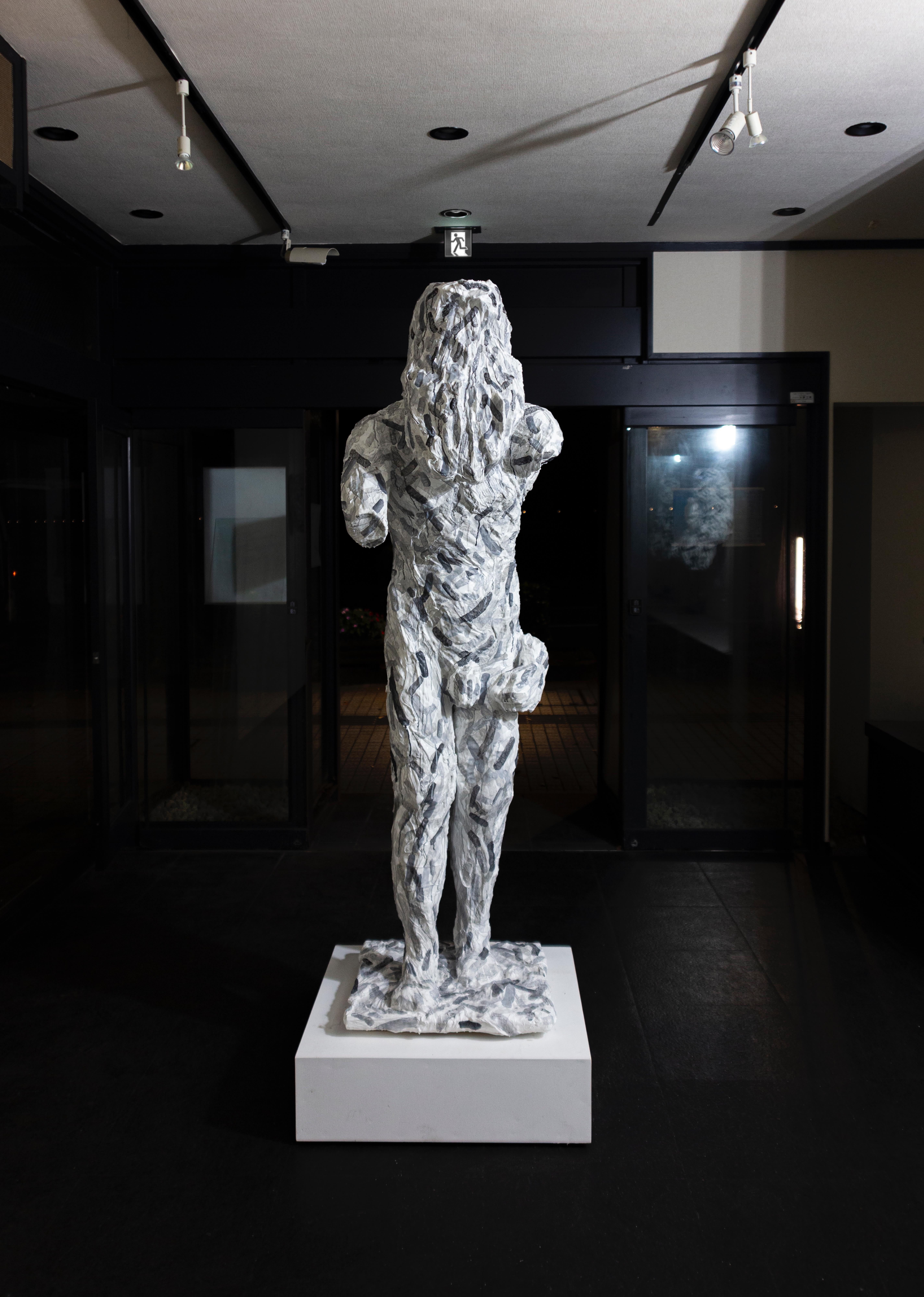 Portrait of a certain Sculptor:ある彫刻家の肖像s